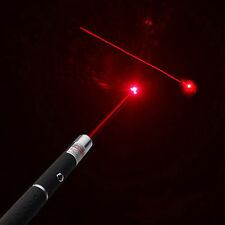 Powerful Red Laser Pointer Pen Visible Beam Light 5mW Lazer High Power 532nm RF
