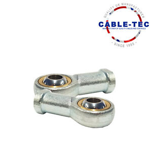 2 X M5 ROSE JOINT ASSY    Cable Tec