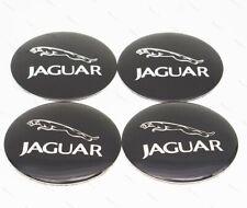 4x 56.5mm Car Accessories Wheel Hub Caps Center Covers Decal Logo For JAGUAR