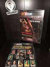 Nascar - 2 Dvd Lot - Winston Cup '03 Review / Nextel Cup Series '04 - Brand New