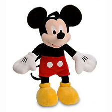 "20"" DISNEY MICKEY MOUSE PLUSH BACKPACK FULL BODY FIGURE TOY BAG BIG NEW"