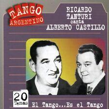 Ricardo Tanturi - El Tango Es El Tango [New CD]