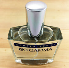 HOLO ISO Gamma+Extra Natural Cedar Atlas 100ml Perfume 22% concentrate read 1st