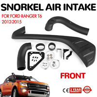 Snorkel Air Intake For For 11-15 Ford Ranger T6 PX XLT Front 2.2L 3.2L Off Road