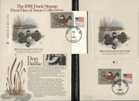 USA Scott# RW48 1981 Migratory Bird Hunting Duck Stamp FDC First Day Cover