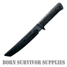 COLD STEEL RECON TANTO TRAINER RUBBER TRAINING KNIFE - Plastic Fake Airsoft