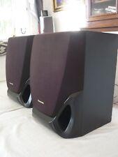 Panasonic 3 Way Speaker System Model # SB-CH74