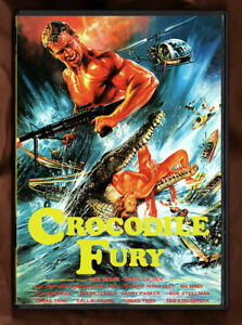 CROCODILE FURY (1988) aka KRAITHONG Vampires & Crocodiles vs Human in English