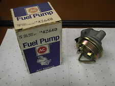 NOS NEW AC DELCO FUEL PUMP PART# 25115137- ACD# 42640