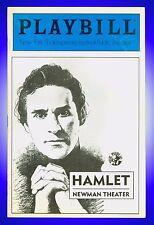 Playbill + Hamlet + Kevin Kline , William Duell , Harriet Harris , Harris Yulin