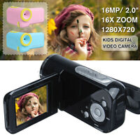 2.0 inch TFT LCD Digital Video Camera 16X Zoom 1080P DV Camcorder For Kids Gift