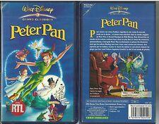 K7 VIDEO - WALT DISNEY : PETER PAN