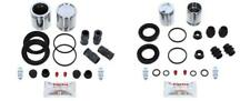 for VW GOLF V 2003-2009 FRONT & REAR Complete Brake Caliper Repair Kit (*FK32)