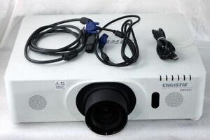 Christie LWU421 +ML703 Beamer Projector 1,6 -3, 2:1 Wuxga HDMI (hitachi