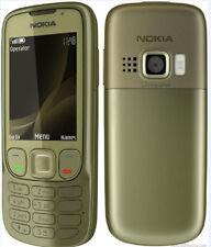 """Original Nokia 6303i classic 6303 6303C 2.2"""" Radio 3MP CAMERA Cellphone"""