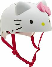 Bell Hello Girls Kitty Sports Helmet Ages 5-8 Pink White Brand New