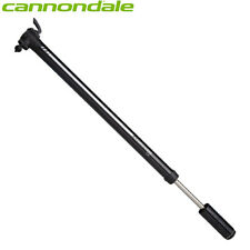 Cannondale Airspeed LX Mini Bicycle Pump 120PSI Black Presta/Schrader