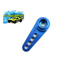 DYNAMITE Straight 1/2 Machined Blue Aluminum Servo Arm FUTABA 8B DYN2530