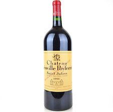 1 MAGNUM Chateau Leoville Poyferre 1998 2nd CC ST JULIEN concentré ample 20 ANS