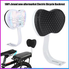 Comfortable Beach Cruisers Bicycle Seats W//Back Rest 906 Black-218316