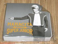 SUPER JUNIOR SJ MAMACITA AYAYA SUNGMIN MEMO PAD SM LOTTE POP UP OFFICIAL GOODS