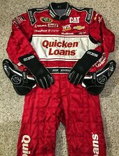 2014 Ryan Newman Race Used/Worn Firesuit/Gloves and Shoes. Autographed