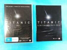 Titanic Centenary 1912-2012 (DVD, 2012, 4-Disc Set)
