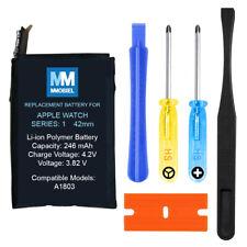 Batterie Akku Battery Kit für Apple Watch Series 1 42mm Li-Ion 246 mAh 0.94 Wh