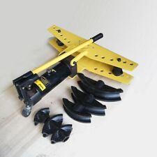 "KATSU 371273 Heavy Duty Hydraulic Pipe Bender 1/2"" - 2"" 21.3mm to 60mm"