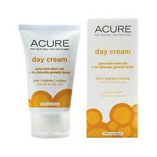 3 X Acure Day Cream Gotu Kola Chlorella 50ml