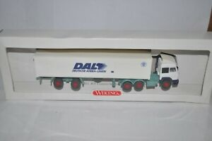 """Wiking 523/01 IVECO Truck & Container Trailer """"DAL"""" for Marklin - New/Box"""