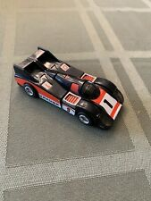Vintage 1983 Bandai Gobots Transformer Figure Crasher Black Renegade Mr-20