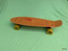 "Authentic Original Penny Board Australia 22"" Skateboard Orange Swirl Melt"