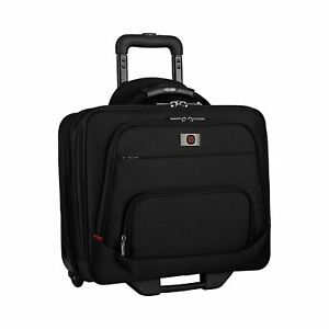 Wenger Spheria Wheeled Laptop Case Roller Rolling Travel 16'' Trolley Bag 605978