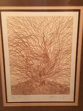 Azoulay ~ Caprea ~ Etching ~ Signed ~ Limited Edition