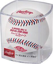 Rawlings 2018 All Star Official Game Baseball Washington Nationals Cubed