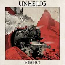 UNHEILIG Mein Berg (EP) LIMITED CD Digipack 2015