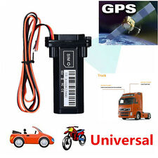 Waterproof Mini Built-in Battery GSM GPS tracker for Car motorcycle Vehicle Kit