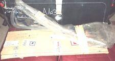 A1033 - VETRO SCORREVOLE F55 SCUOLABUS - COPPIA VETRI + GUARNIZIONI