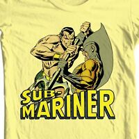 Sub-Mariner Prince Namor T-shirt vintage old Bronze Age comic book free shipping