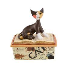 Goebel Tarso AMA La Musica Rosina Wachtmeister Cat Figure / Statue Porcelain