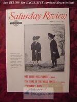 Saturday Review May 31 1958 DAVID DACHS BERTRAND RUSSELL PETER RITNER
