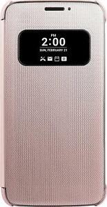 Véritable LG G5 Maille Folio Rapide Housse Étui Rose CFV-160.AGEUPK