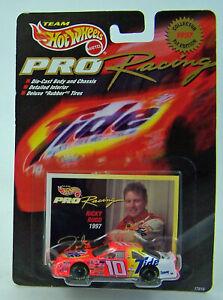1997 Hot Wheels Pro Racing 1st Edition 1:64 RICKY RUDD #10 Tide Ford Thunderbird