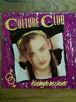 Culture Club ‎– Kissing To Be Clever V2232 Vinyl, LP, Album