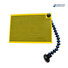 Ausbeulreflektor - Fixierschild Fixierlampe Ausbeulwerkzeug PDR Light gelb-Typ 2