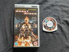 GHOST RIDER UMD Movie PSP
