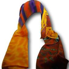 Scarf Womens Headband Kerchief Bright Colorful *