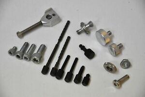 18 Leitz Leica Durst darkroom equipment photo enlarger different screws parts