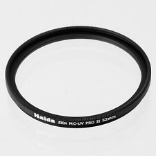 Haida 52mm Slim PROII Multi-Coated UltraViolet MC-UV Filter camera lens